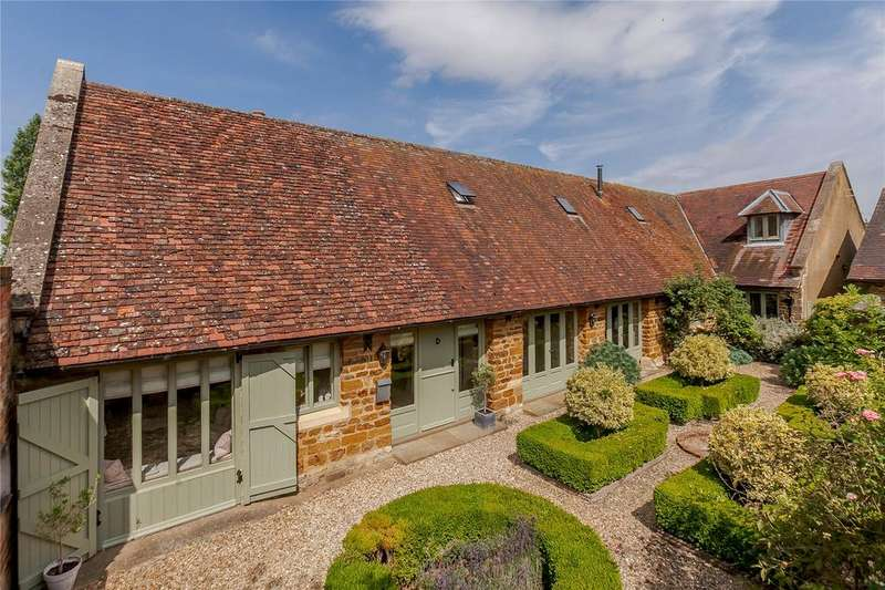 4 Bedrooms Detached House for sale in High Street, Culworth, Banbury, Oxfordshire