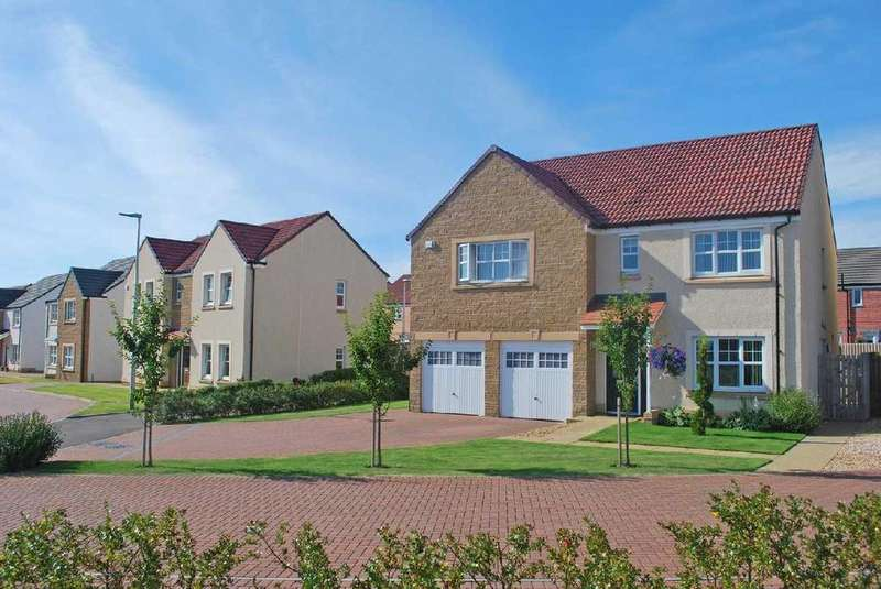 5 Bedrooms Detached House for sale in Rowling Crescent, Larbert