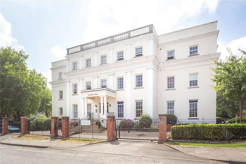 2 Bedrooms Flat for sale in Bayshill Lane, Bayshill Road, Cheltenham, Gloucestershire, GL50