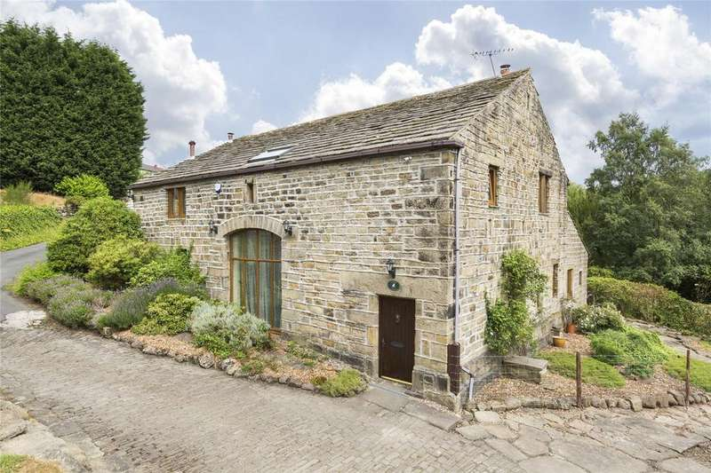 4 Bedrooms Detached House for sale in Intake, Keighley, West Yorkshire, BD22