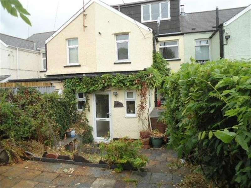 3 Bedrooms Detached House for sale in 4 Fairview Terrace, Talywain, PONTYPOOL, Torfaen