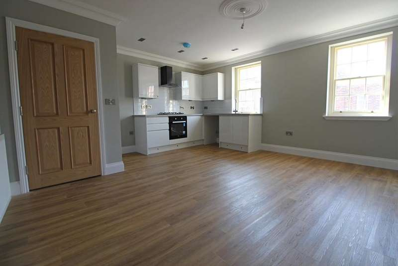1 Bedroom Apartment Flat for sale in Market Street, Gainsborough