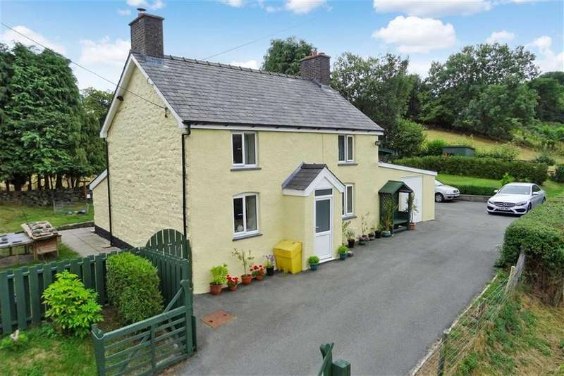 3 Bedrooms Cottage House for sale in Bryntirion, Talerddig, Llanbrynmair, Powys, SY19