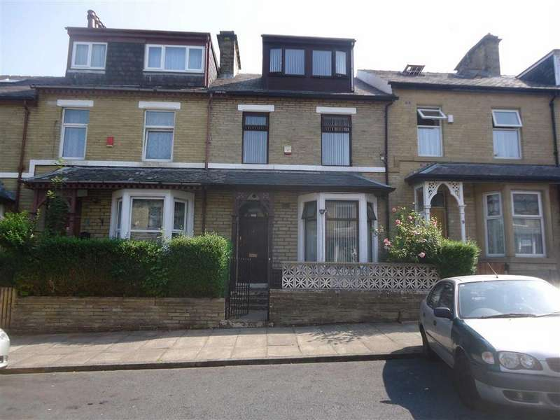 5 Bedrooms Terraced House for sale in Grantham Terrace, Bradford, West Yorkshire, BD7
