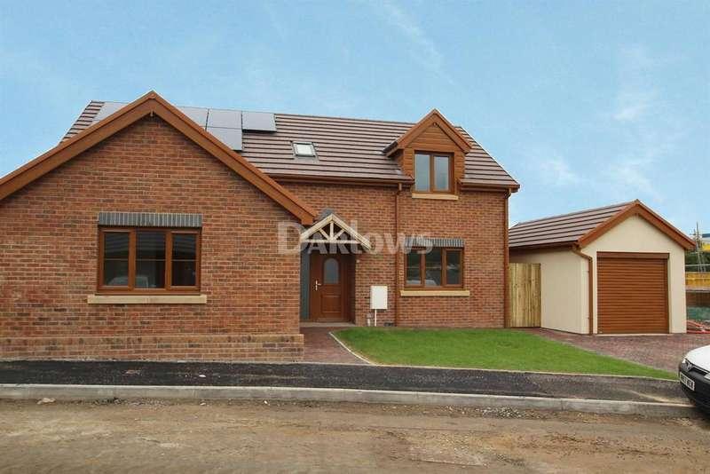 4 Bedrooms Bungalow for sale in Plot 4 Saron, Glanfryn Court