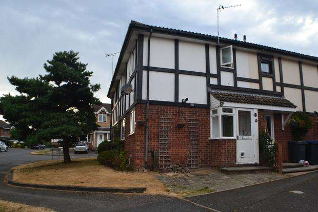 2 Bedrooms Cluster House for sale in Lime Avenue, Groby, Leicester, LE6