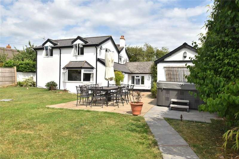 4 Bedrooms Detached House for sale in Puddington, Tiverton, Devon, EX16