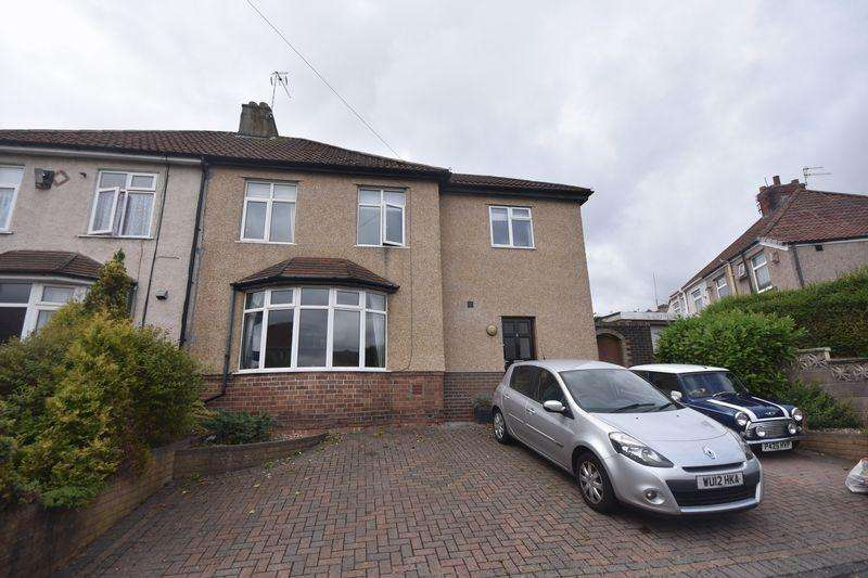 4 Bedrooms Semi Detached House for sale in Alexandra Gardens Staple Hill