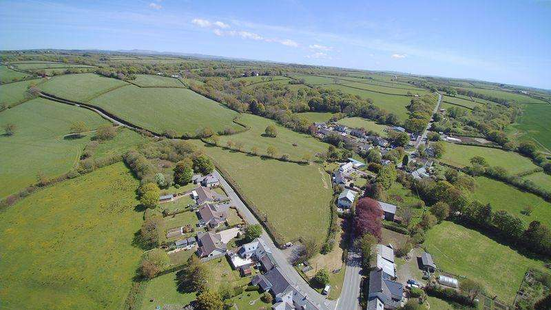 Land Commercial for sale in Development Site Clawton, Holsworthy