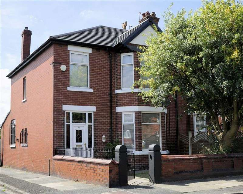 3 Bedrooms Semi Detached House for sale in Campbell Road, Swinton