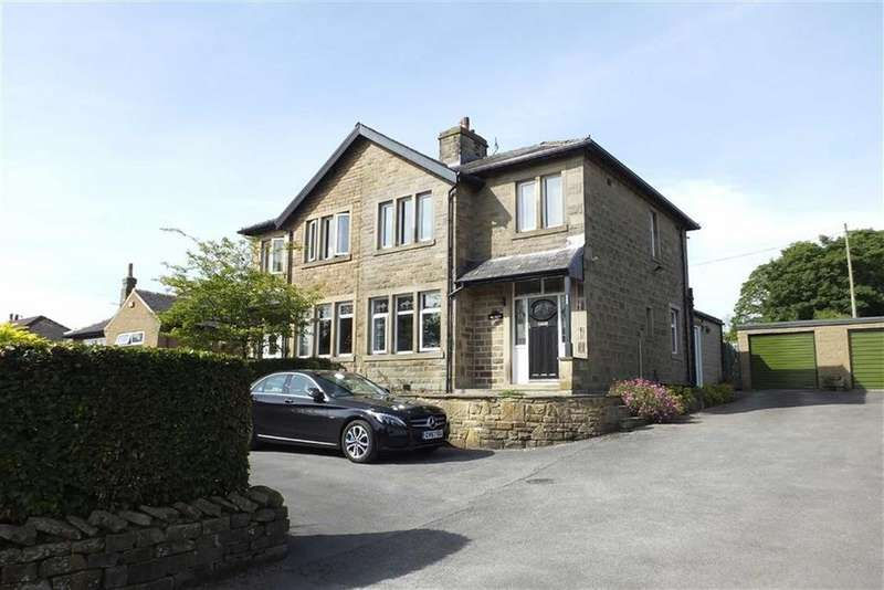 3 Bedrooms Semi Detached House for sale in Gisburn Road, Barnoldswick, Lancashire, BB18