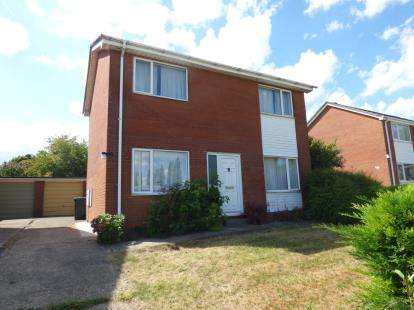 3 Bedrooms Detached House for sale in Ravendale Drive, Lincoln, Lincolnshire, .