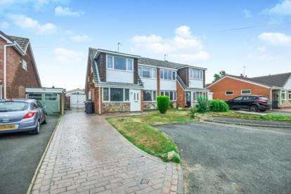 4 Bedrooms Semi Detached House for sale in Perth Road, Willenhall, West Midlands