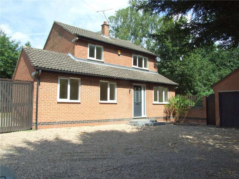4 Bedrooms Detached House for sale in Coppice Court, Heanor, Derbyshire, DE75