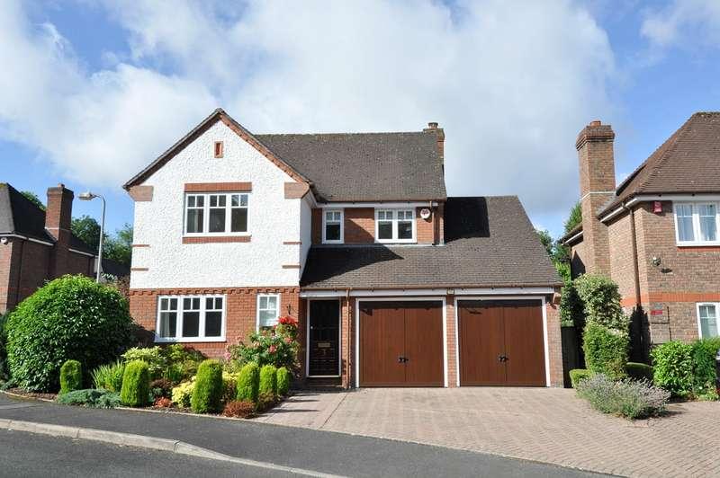 5 Bedrooms Detached House for sale in Sundbury Rise, Bournville Village Trust, Northfield, B31