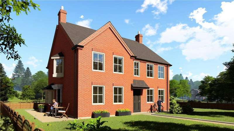 3 Bedrooms House for sale in Spire View, Boston Road, Heckington, Lincolnshire, NG34