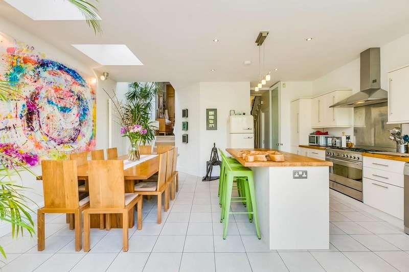 5 Bedrooms Terraced House for sale in Brodrick Road, London