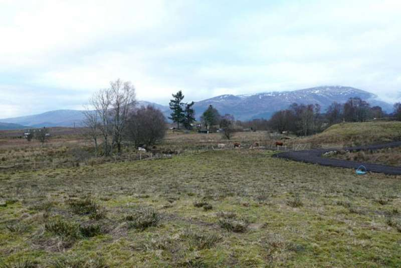 Plot Commercial for sale in Plots 1 2 Stronaba, North Spean Bridge, Nr Fort William