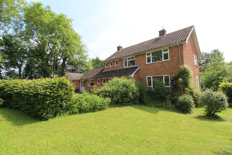 4 Bedrooms Detached House for sale in Brampton, Nr Beccles, Suffolk