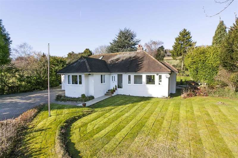 4 Bedrooms Detached House for sale in Sparepenny Lane, Eynsford