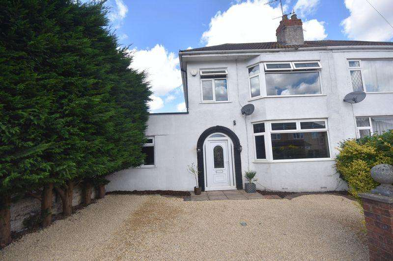 3 Bedrooms Semi Detached House for sale in Longden Road Downend