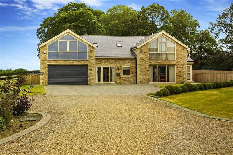 4 Bedrooms Detached House for sale in West Thorn Farm, Kirkley, Newcastle Upon Tyne