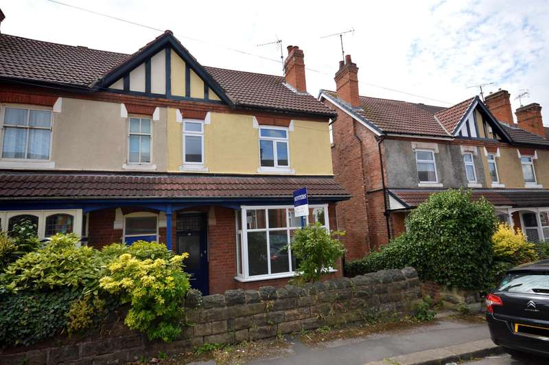 4 Bedrooms Semi Detached House for sale in Spring Bank Road, Chesterfield, S40