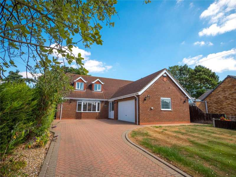 4 Bedrooms Detached House for sale in Dickinsons Lane, North Thoresby, Grimsby, Lincolnshire, DN36
