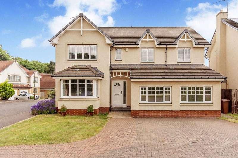 5 Bedrooms Detached House for sale in 2 John Muir Road, DUNBAR, EH42 1GB