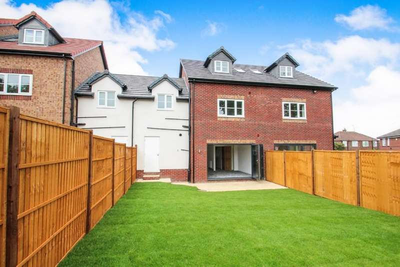 4 Bedrooms Mews House for sale in The Endorby, Woodhouse Vale, Pepper Road