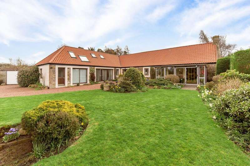 4 Bedrooms Detached House for sale in Peaston House, East Peaston, Ormiston EH35 5NL