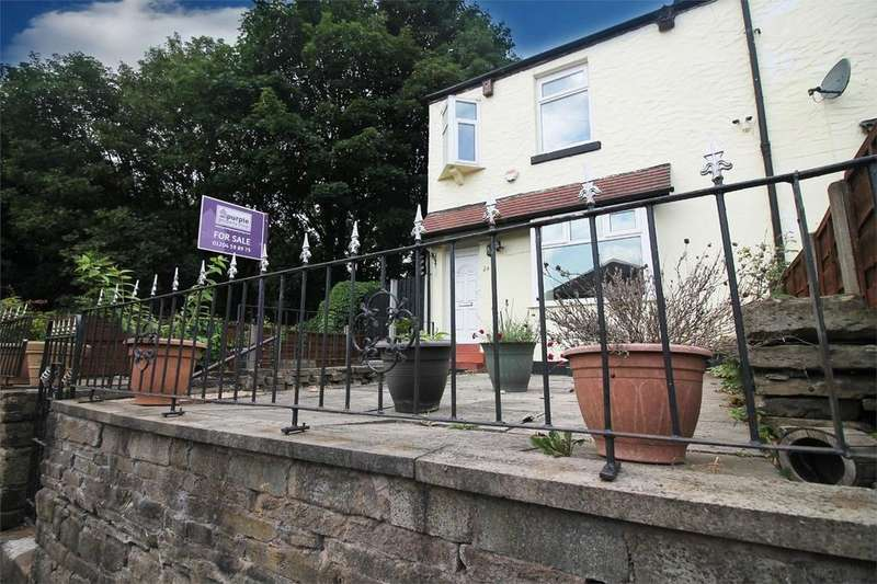 3 Bedrooms Semi Detached House for sale in Greenwood Vale, Astley Bridge, BOLTON, Lancashire