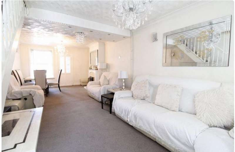 4 Bedrooms Terraced House for sale in Liverpool Road, LU1