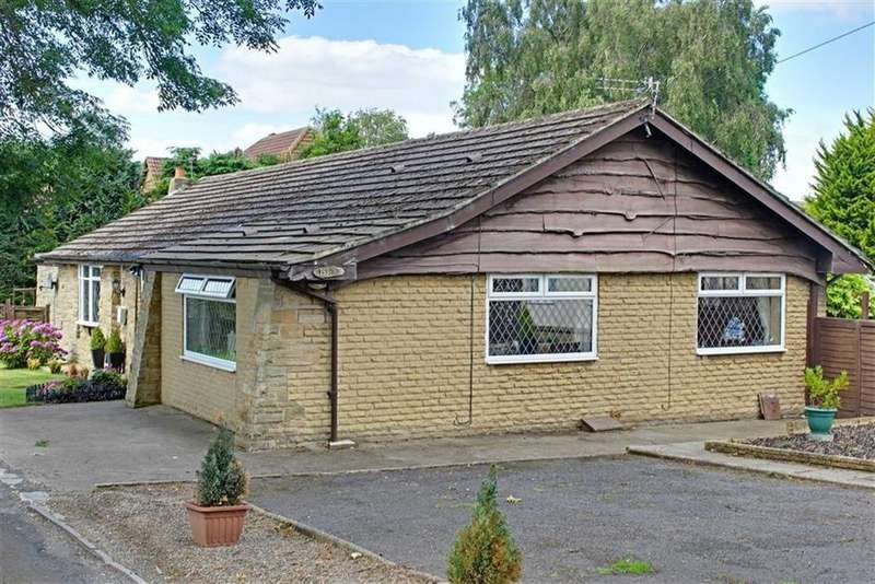 4 Bedrooms Detached Bungalow for sale in Ormesby Bank, Ormesby