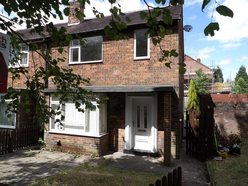 3 Bedrooms Semi Detached House for sale in Beechwood Road, Oldham OL8