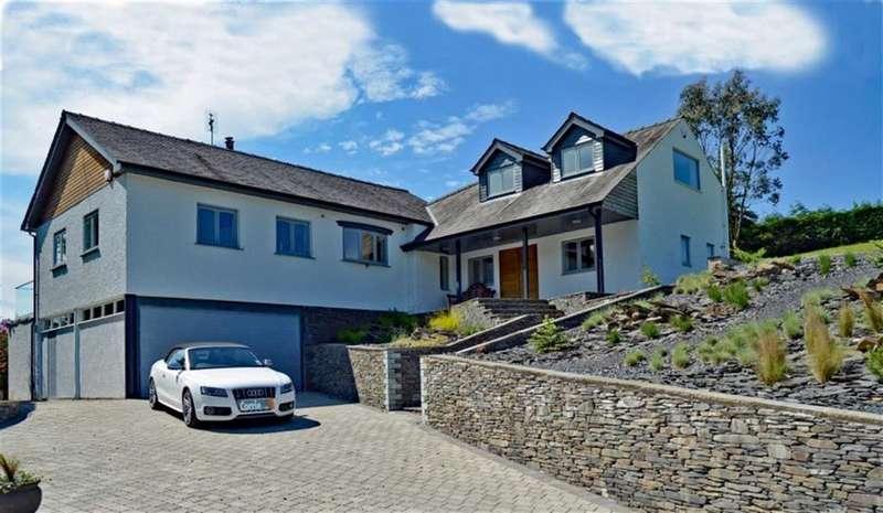 4 Bedrooms Detached House for sale in Eller Riggs Brow, Ulverston, Cumbria