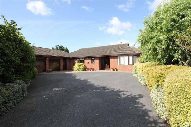 3 Bedrooms Detached Bungalow for sale in Chandos Close, Belgrave Park, Chester