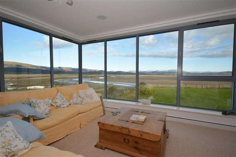 5 Bedrooms Detached House for sale in Borwick Rails, Millom, Cumbria