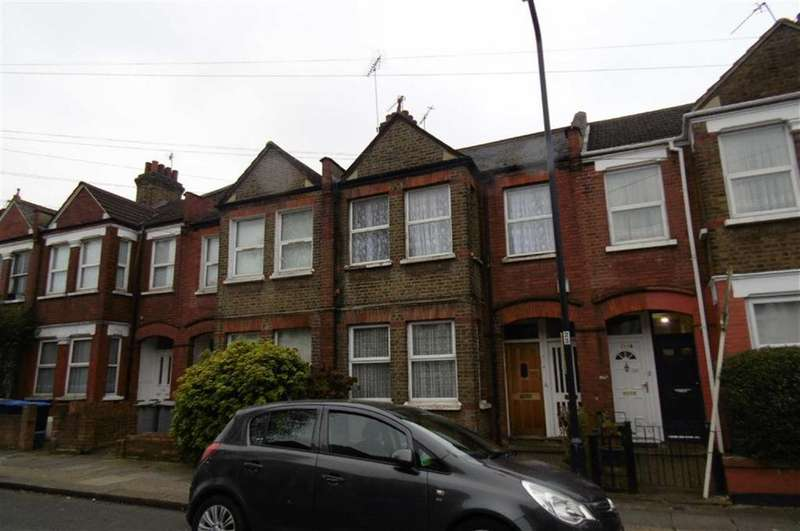 3 Bedrooms Maisonette Flat for sale in Chapter Road, Willesden Green, London, NW2