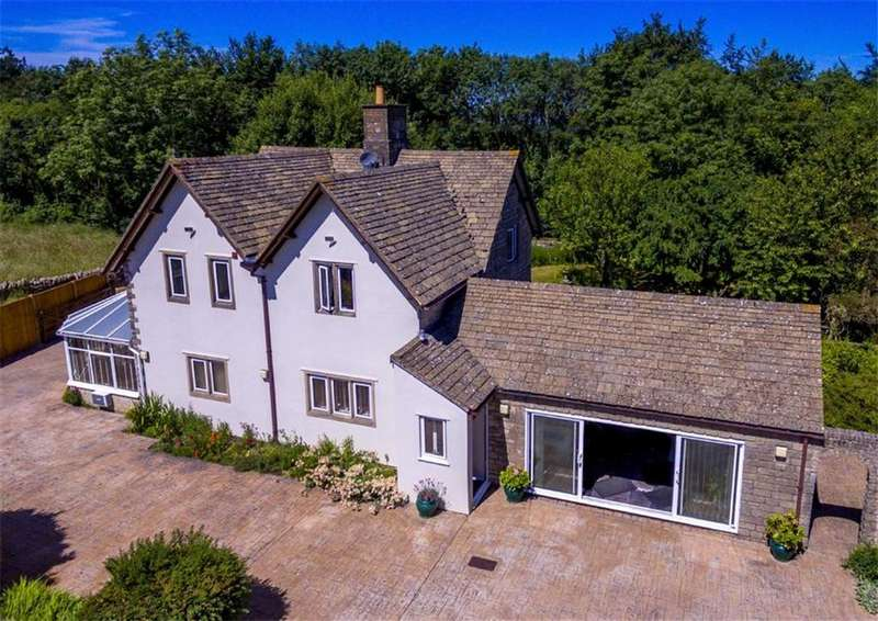 4 Bedrooms Detached House for sale in Nympsfield, Gloucestershire