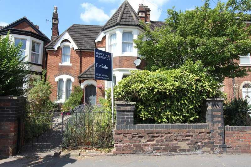 3 Bedrooms Town House for sale in Newbold Road, Rugby