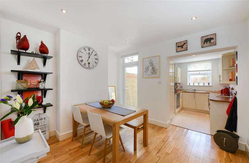2 Bedrooms End Of Terrace House for sale in Palmerston Road, Wimbledon