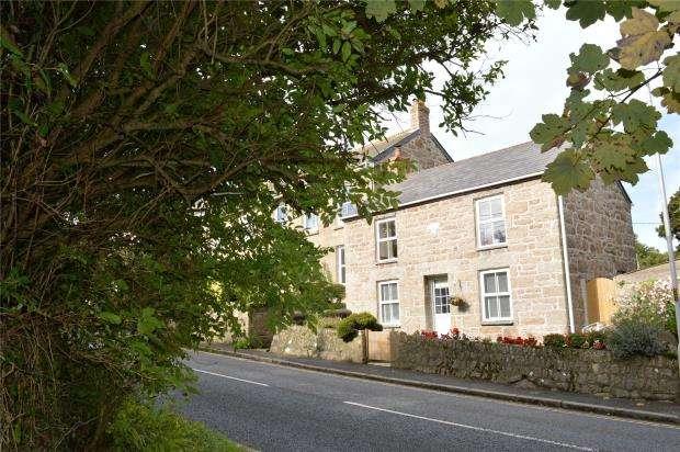 3 Bedrooms Detached House for sale in Lower Drift, Buryas Bridge, Penzance, Cornwall