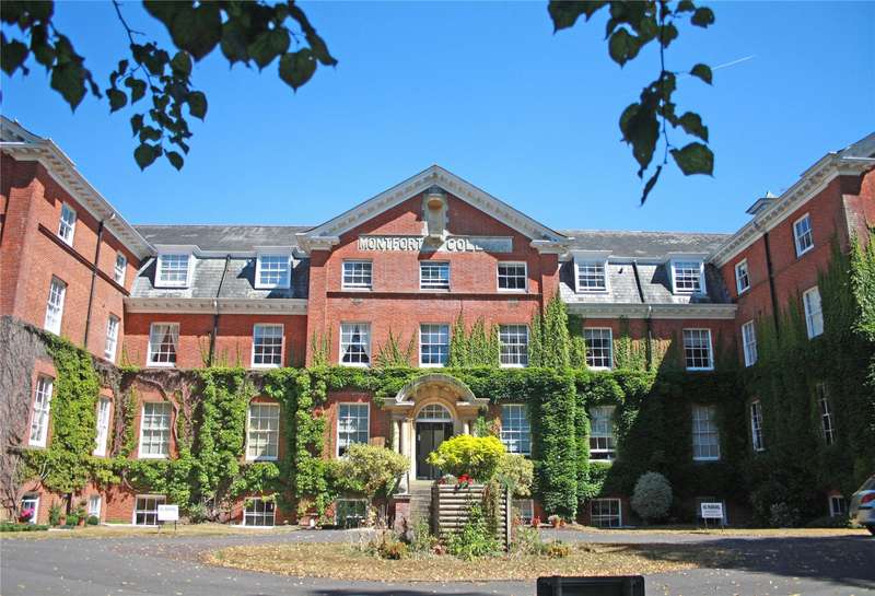 1 Bedroom Flat for sale in Montfort College, Botley Road, Romsey, Hampshire, SO51