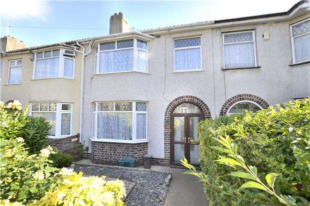 3 Bedrooms Terraced House for sale in Boston Road, Horfield, Bristol, BS7 0HE
