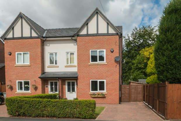 4 Bedrooms Semi Detached House for sale in Abbotsford Grove, Timperley