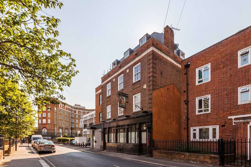 1 Bedroom Flat for sale in Crossford Street, Stockwell, SW9