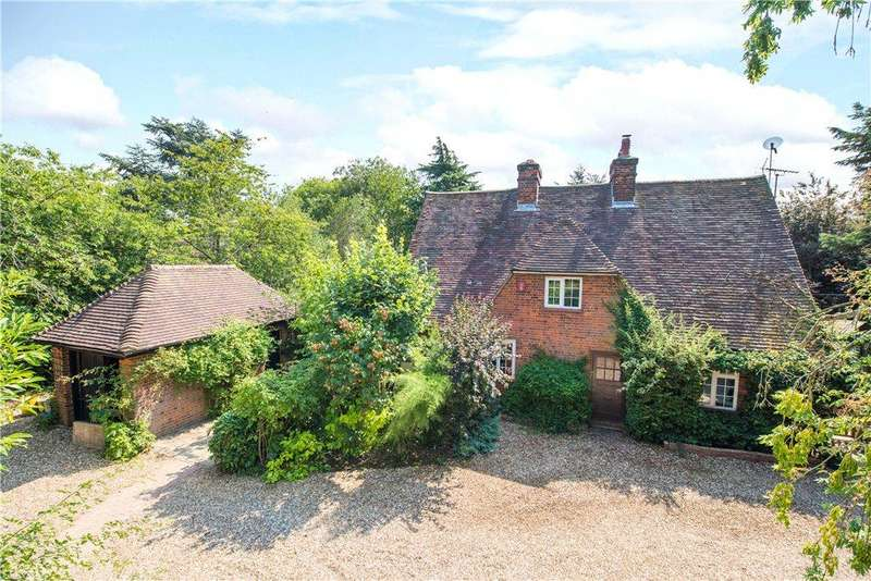 4 Bedrooms Unique Property for sale in Deards End Lane, Knebworth, Hertfordshire