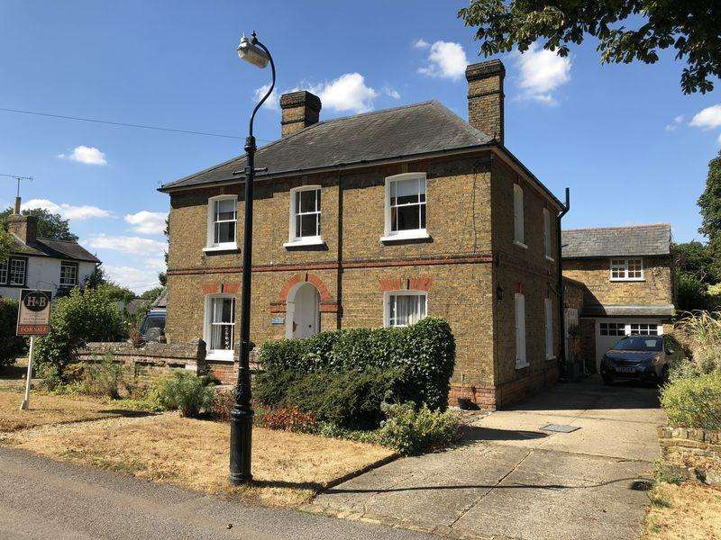 4 Bedrooms Detached House for sale in Mulberry Green, Old Harlow