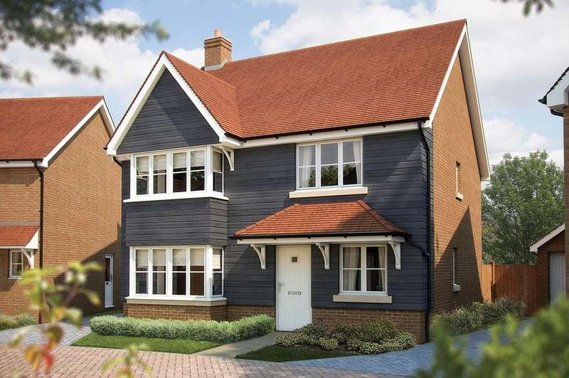 4 Bedrooms Detached House for sale in Ifield, Crawley, RH11